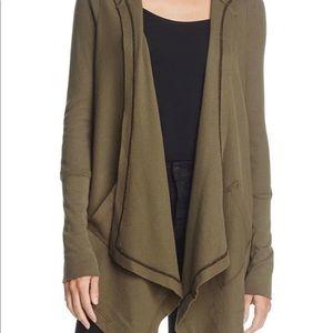 Splendid Sweaters - Splendid thermal hooded cardigan M